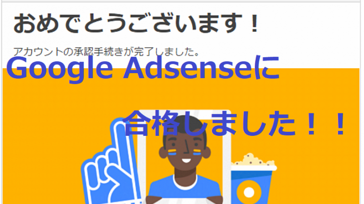 【記事数11】Google Adsenseに合格いたしました!!どうやって合格したかを解説します!!