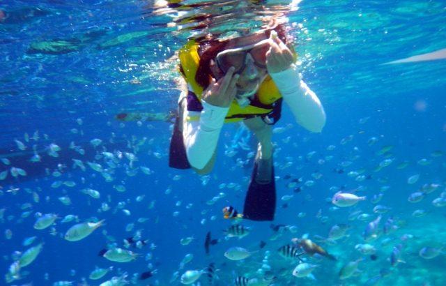 小学生でもダイビングがしたい!体験ダイビングならそれが可能です!注意点も解説!